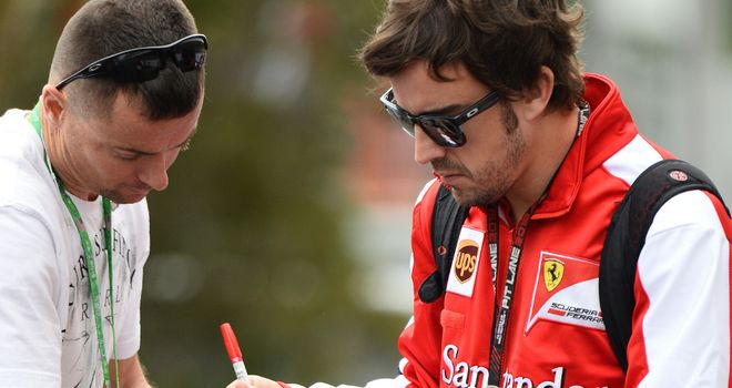 Fernando Alonso: Knew the 2013 game was up in the summer
