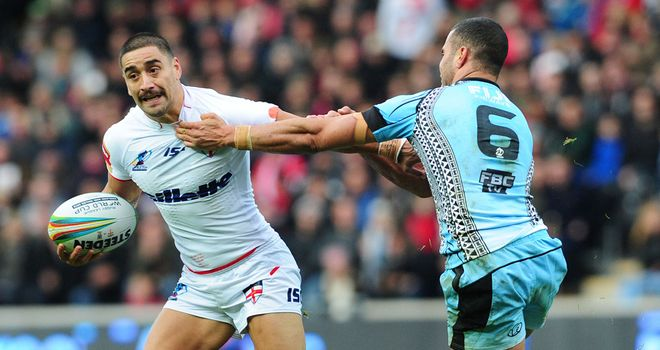 Rangi Chase: Confident Salford Red Devils can have a successful season