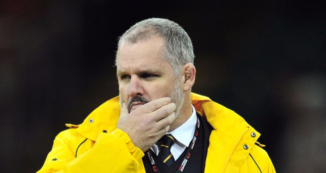 Ewen McKenzie: Believes the Wallabies are beginning to find some consistency