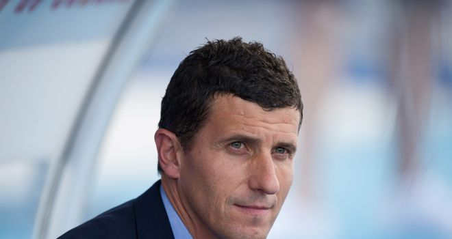 Javi Gracia: Saw his side earn narrow win