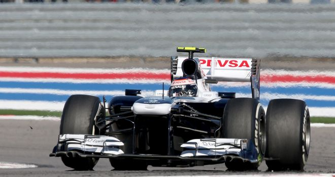 Williams: The FW35's successor appears on course for Jerez