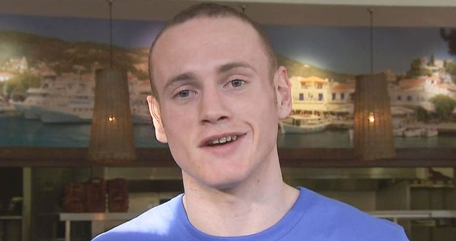 George Groves: Feels Carl Froch is 'petrified' of defeat