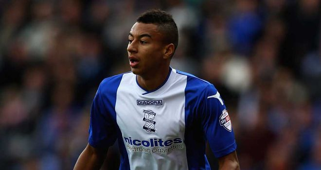 Jesse Lingard: Received his marching orders