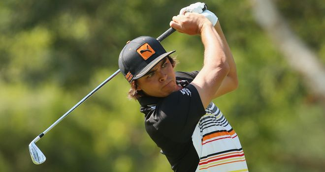 Rickie Fowler: Set the early pace at the Australian PGA