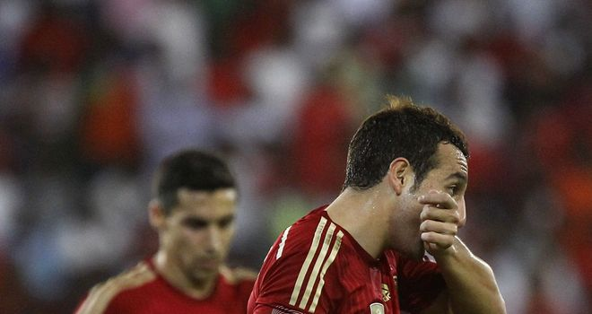 Santi Cazorla: Opened the scoring for Spain against Equatorial Guinea