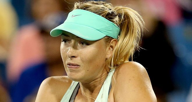 Maria Sharapova: Has recently been working with Sven Groeneveld