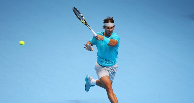 Rafa Nadal: Fitness the key for world No 1