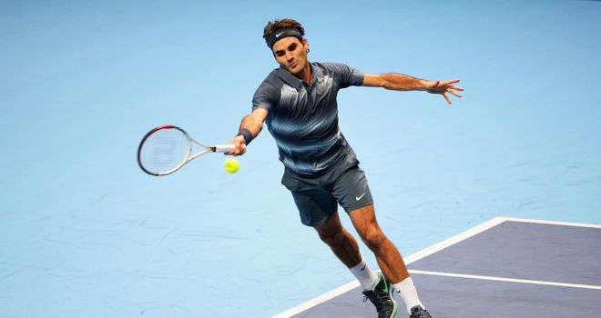 Roger Federer: Believes he does not get tested as often as he used to
