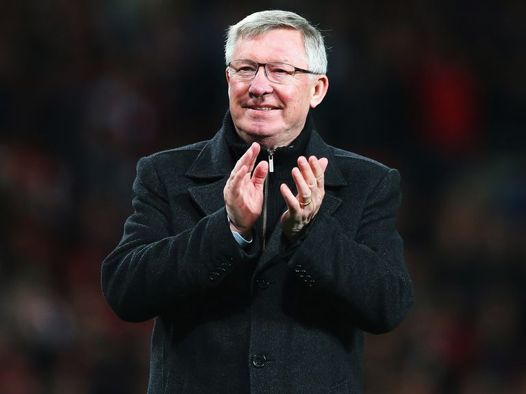 Sir Alex Ferguson: Still keeping an eye on events at Old Trafford