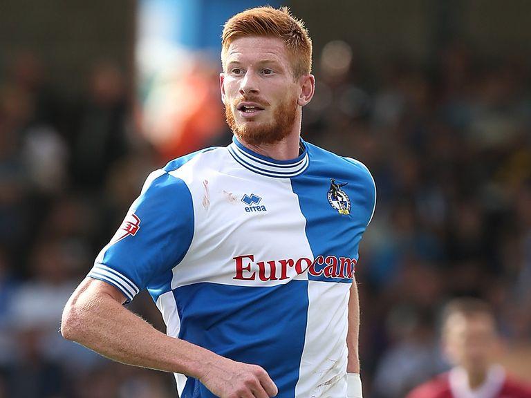 Matt Harrold: Two goals not enough for Bristol Rovers