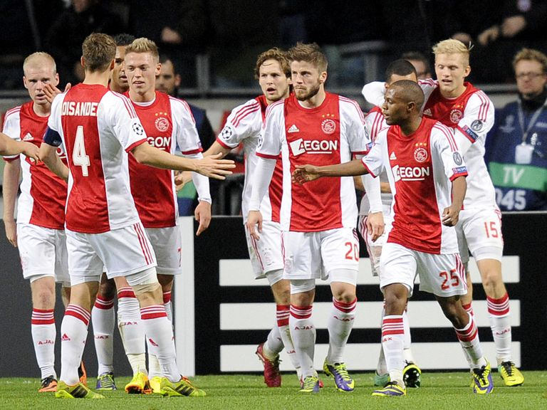 Ajax remain clear at the top despite a 0-0 draw