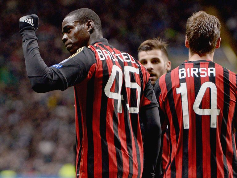 Balotelli: Returning to the Premier League?