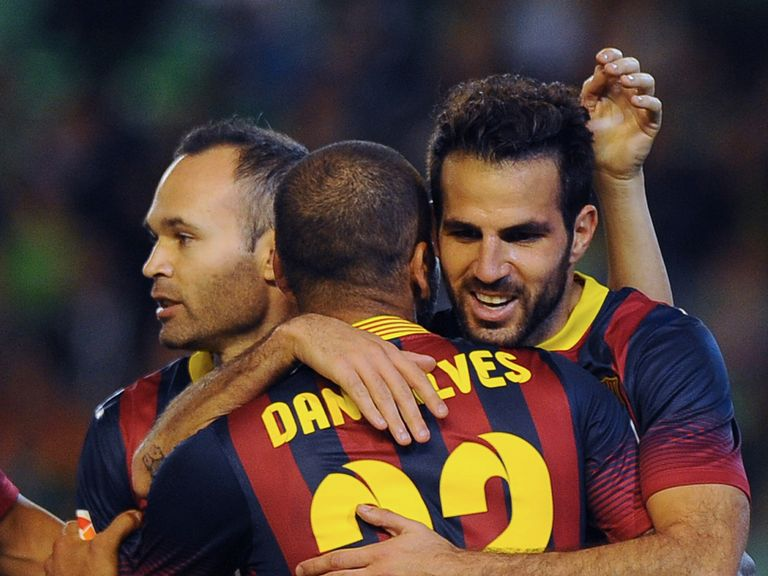 Cesc Fabregas: Wanted back at Arsenal