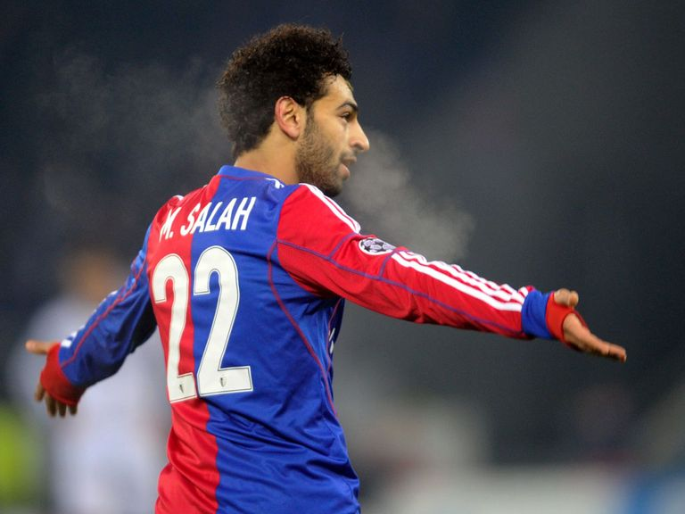 Mohamed Salah: Chelsea move confirmed