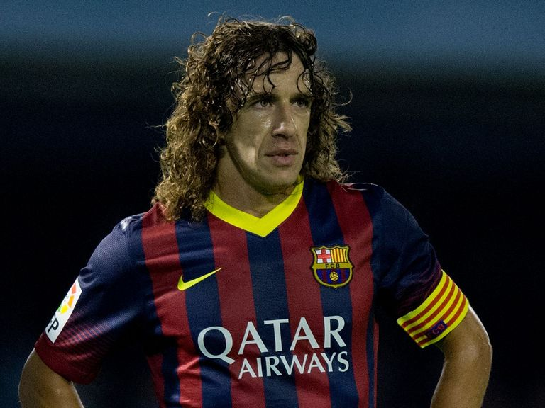 Carles Puyol: Leaving Barcelona after almost 600 appearances