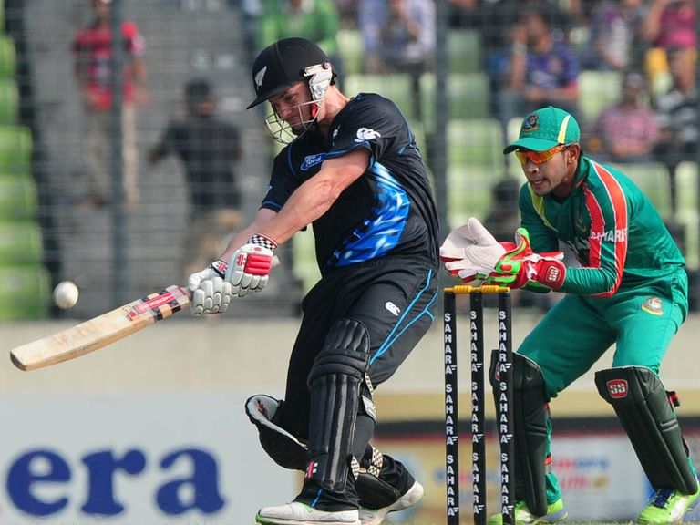 Colin Munro: Has agreed to join Worcestershire