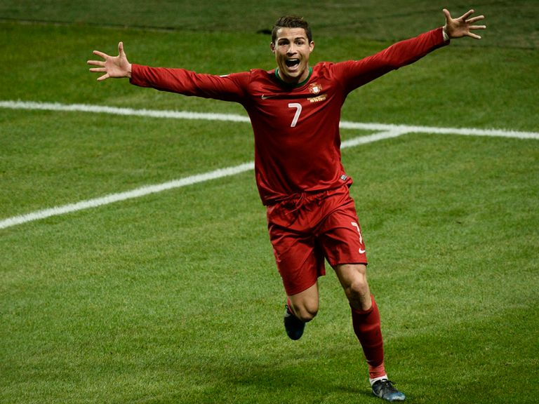 Cristiano Ronaldo: Real Madrid and Portugal star