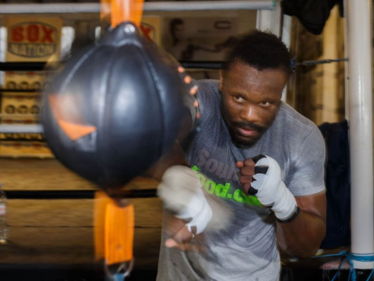 Dereck Chisora: Will face Andriy Rudenko next month