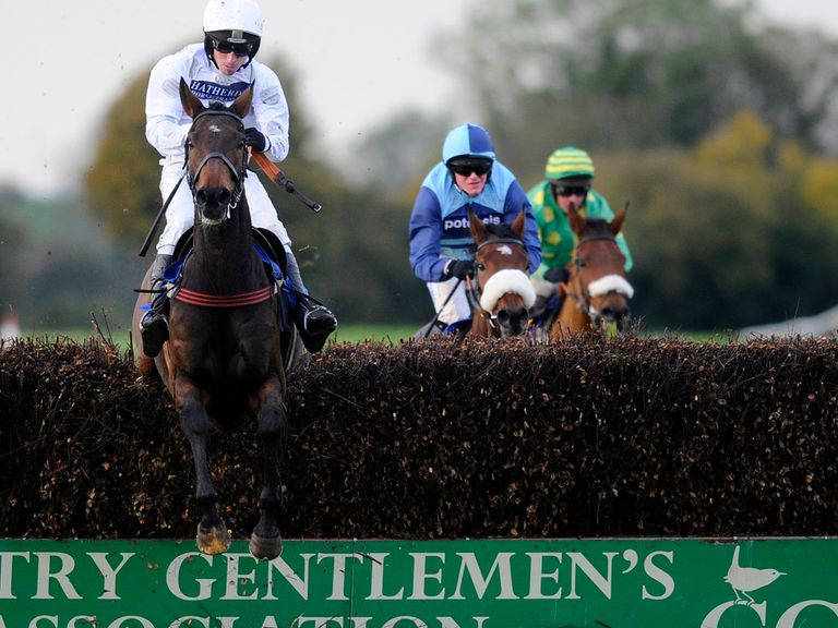 Fox Appeal: Can win on his third start over fences