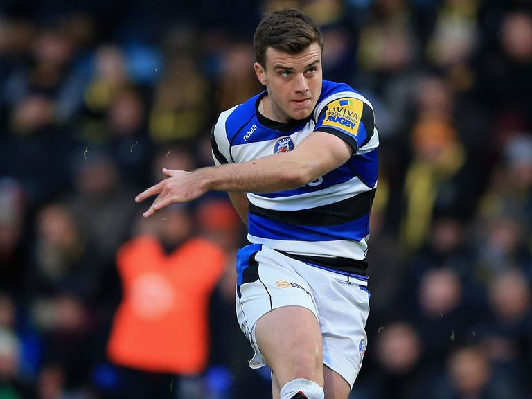 George Ford: Replaces Toby Flood in the England Elite squad