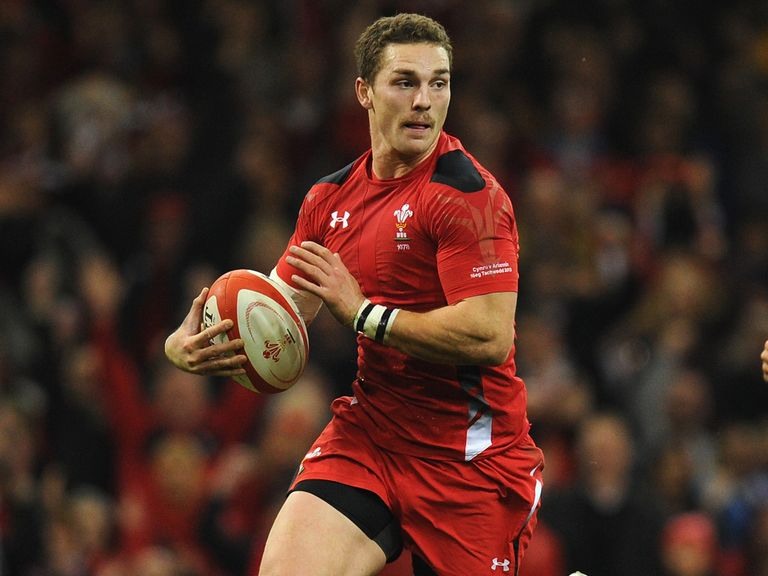 George North: Played for Wales against Australia on November 30