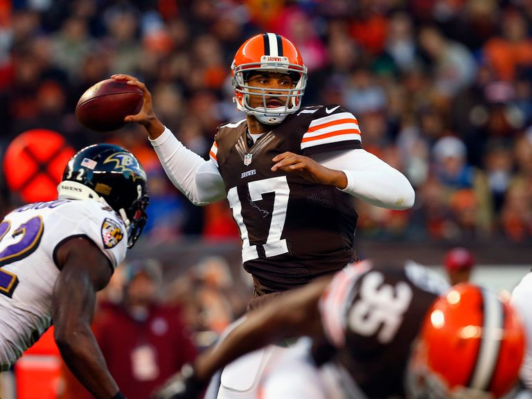 Jason Campbell and the Browns are worth following on Sunday