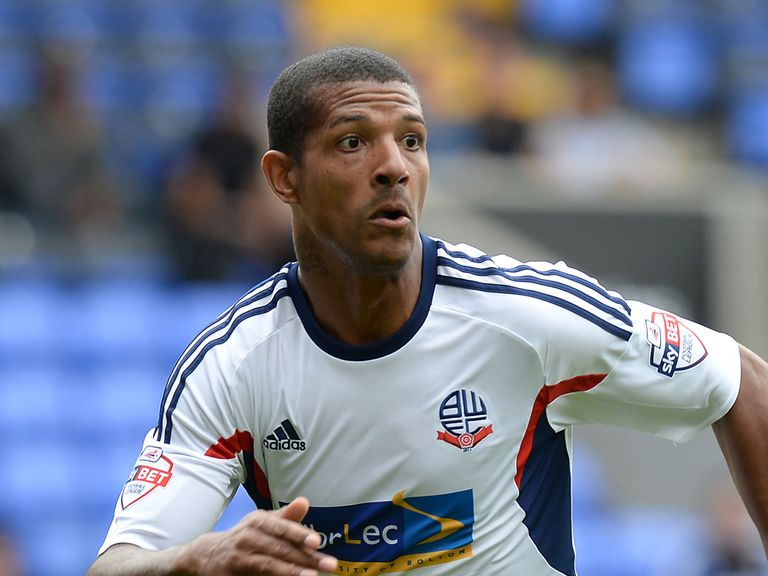 Jermaine Beckford: Back among the goals