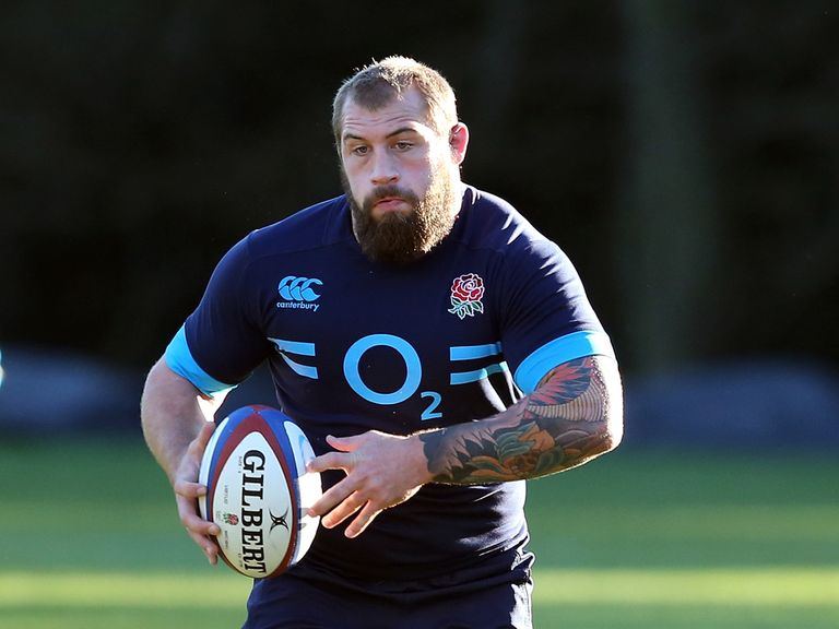 Joe Marler: Looking for a good start at Murrayfield