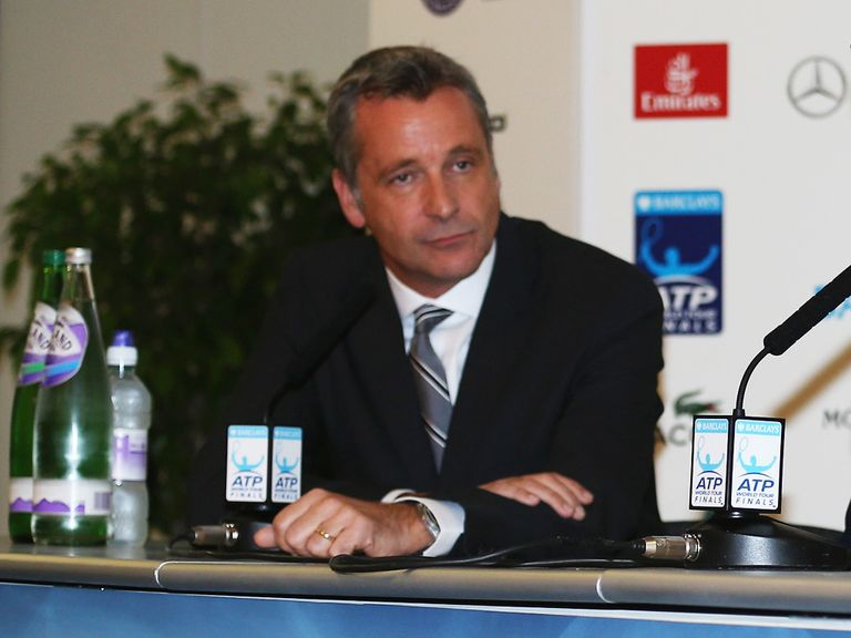 Kermode was the unanimous choice of the ATP board