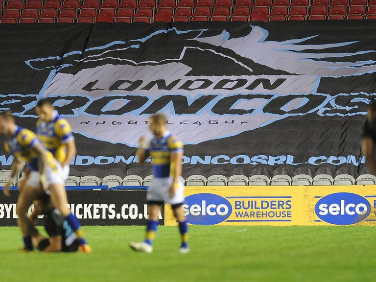 London Broncos: Future has been secured