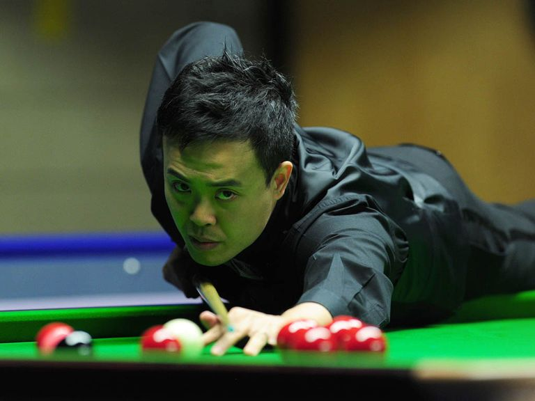 Marco Fu: A player in form