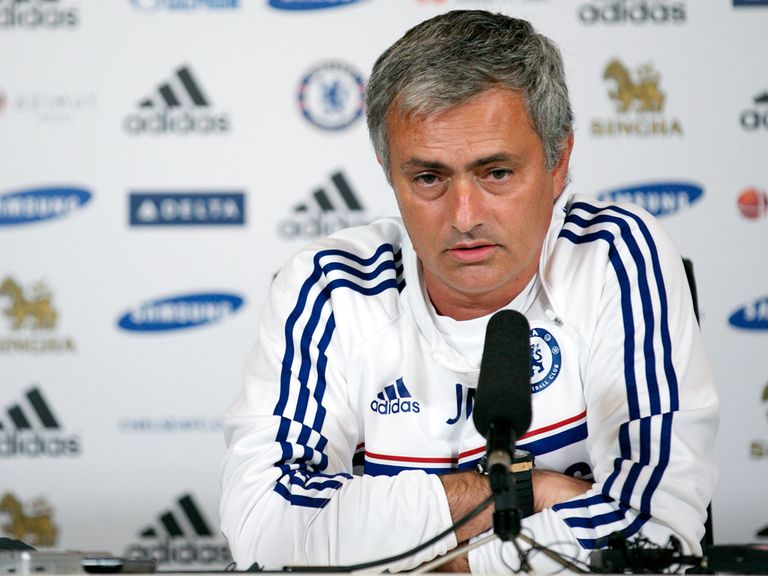 Jose Mourinho: Chelsea selection has been made difficult