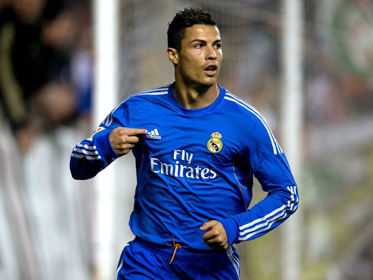 Cristiano Ronaldo: Staying at Real Madrid