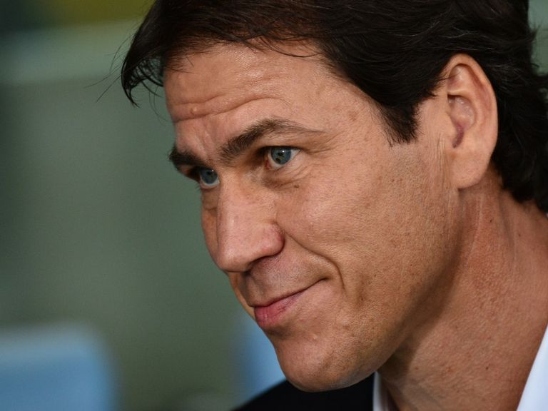 Rudi Garcia: Happy to stay at Roma