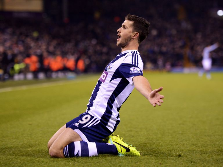 Shane Long: Linked with West Brom exit