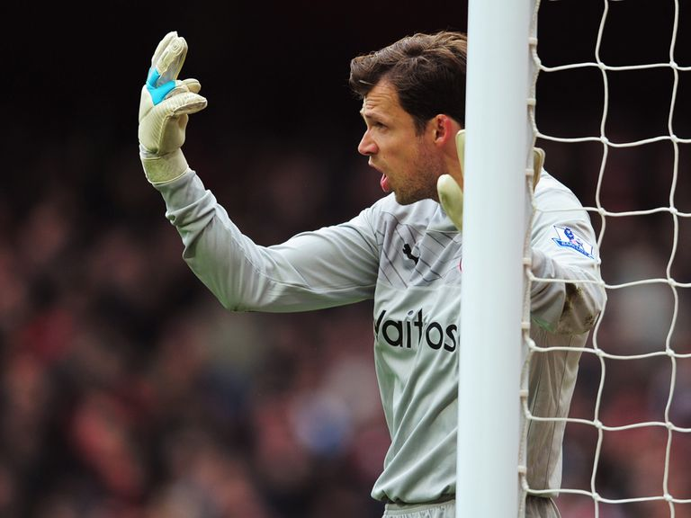 Stuart Taylor: Joins Leeds