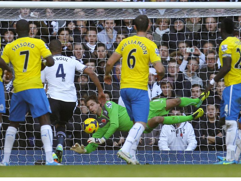 Tim Krul: Made a string of remarkable saves against Spurs