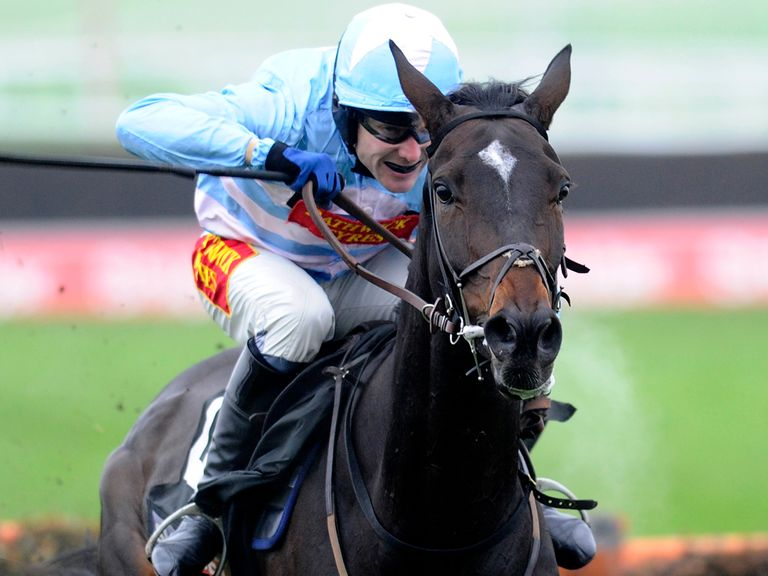 Tom Scudamore: Haydock winner