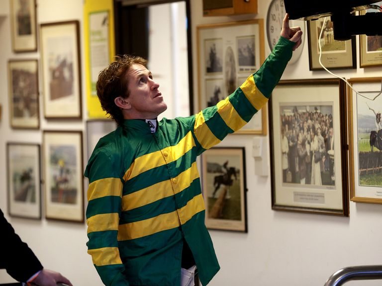 Tony McCoy: Likely to partner Double Seven at the weekend