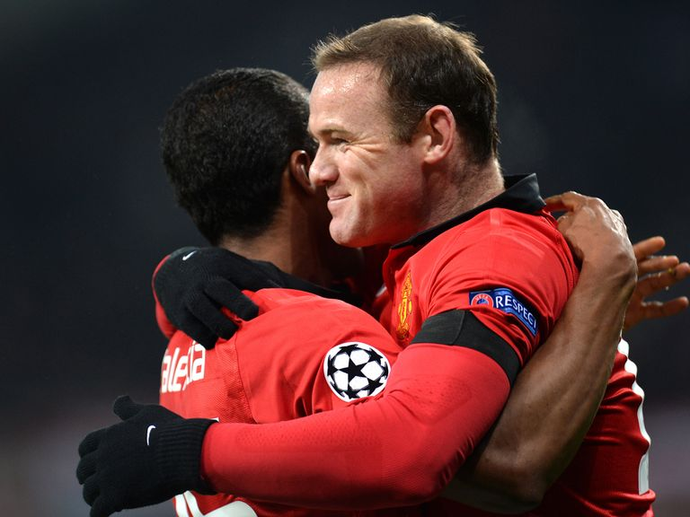 Wayne Rooney: Four assists against Bayer Leverkusen