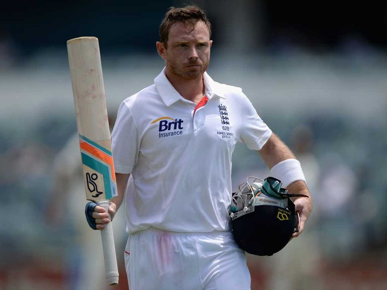 Ian Bell: Strong record in England