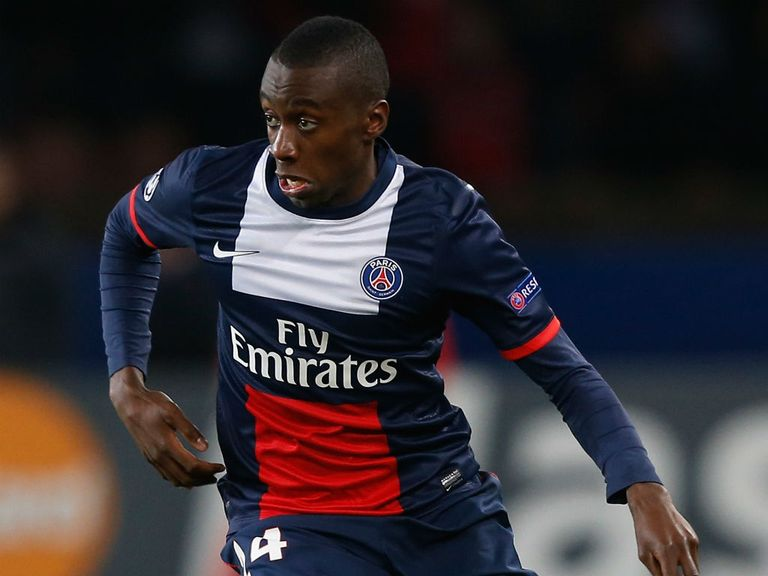 Blaise Matuidi: Linked with Manchester City