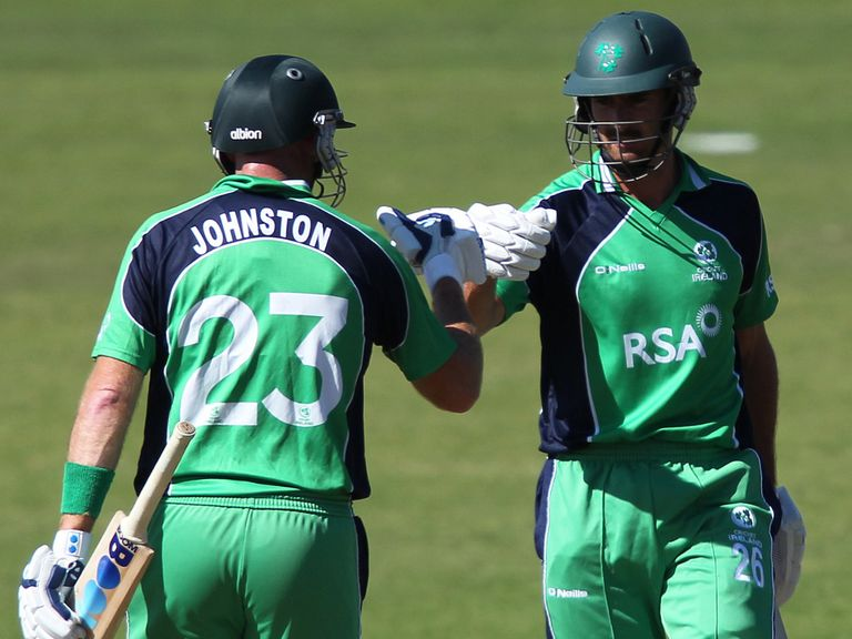 Ireland: Desperate to play Test cricket