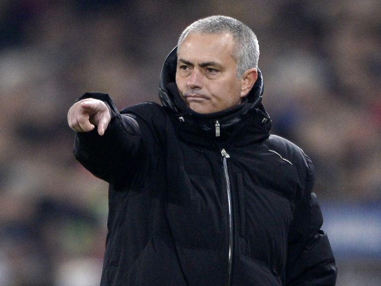 Jose Mourinho: Won't be signing any more players