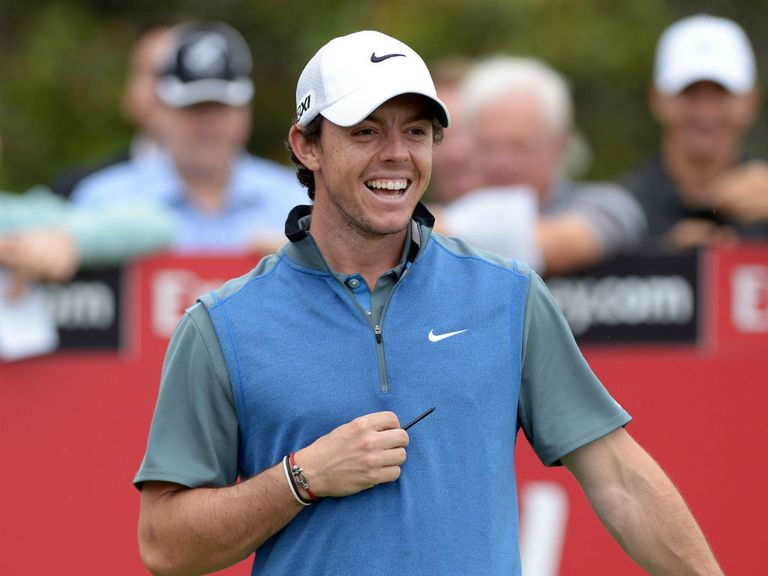 Rory McIlroy: Tipped to have a successful 2014