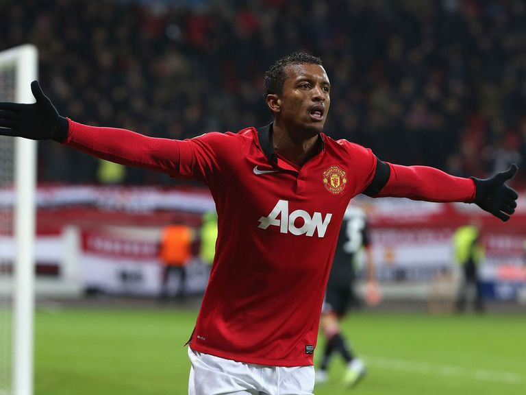 Nani: Close to leaving United in January