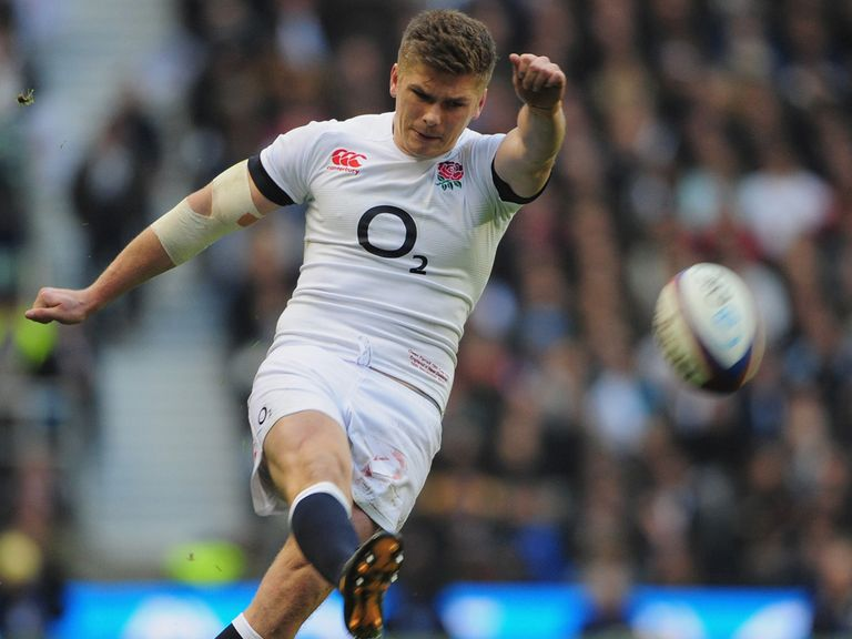 Owen Farrell: England must take their chances