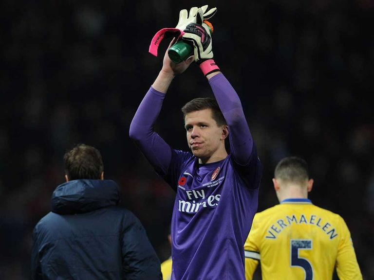 Wojciech Szczesny: Convinced Arsenal can win the title