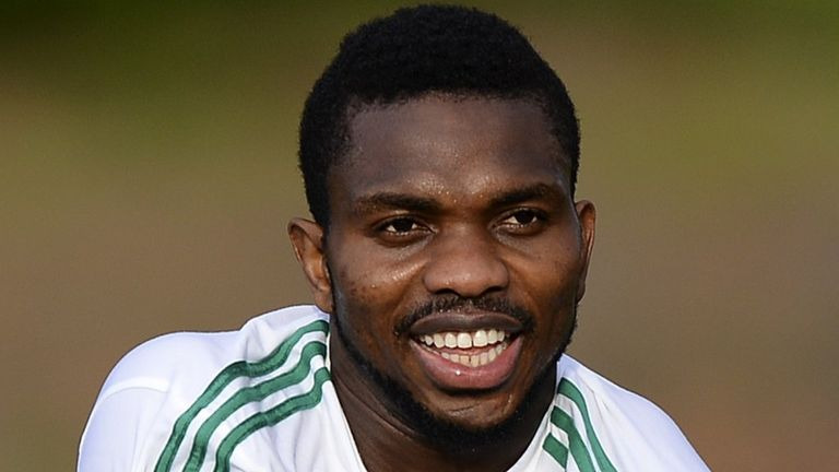Joseph Yobo: Joins Norwich on loan from Fenerbahce