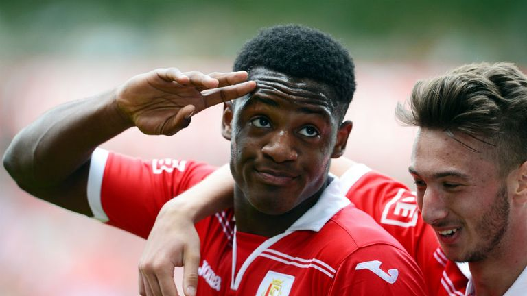 Michy Batshuayi: Benfica are favourites to land the Standard Liege hitman